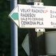 Putujte lehce po Zlaté stezce! Dálková trasa pro pěší turistiku láká