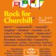 Rock for Churchill oslaví 20. narozeniny s Dub FX, Modeselektor, Modestep nebo Yungblud