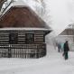 Soubor lidových staveb Vysočina představuje tradiční lidovou kulturu Pardubického kraje
