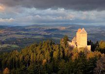 Jarní prázdniny na hradě Kašperk