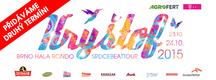 Kryštof přidává druhý halový koncert v Brně