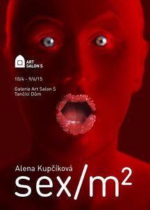 Tančící dům vystaví obrazy Aleny Kupčíkové vytvořené z chloupků lidského ohanbí