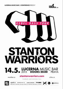Stanton Warriors se po 12 letech vrací do Prahy na klubovou show