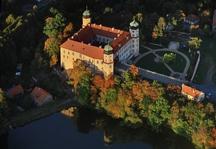 Zámek v Mníšku navštěvujte po celý rok
