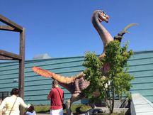 Novinky v DinoParku Liberec