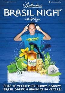 Ballantine's Brasil Tour s DJem Brianem jede!