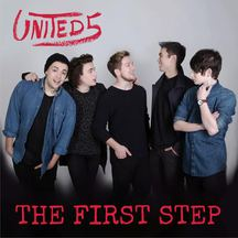 United 5 vydávají své debutové album The First Step