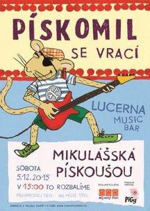 PÍSKOMIL SE VRACÍ vydává nový maxisingl