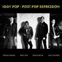 Iggy Pop, headliner festivalu METRONOME, vydává album Post Pop Depression
