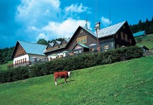 Rodinný pension Krausovy boudy ve Špindlerově Mlýně