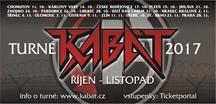 Připravované halové turné skupiny Kabát, Vstupenky na turné se začínají prodávat právě teď!