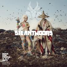 Excentričtí Die Antwoord budou dalším headlinerem Rock for People