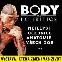 Výstava Body The Exhibition odhaluje největší tajemstvi fungování lidského těla