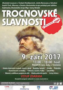 TROCNOVSKÉ SLAVNOSTI 2017