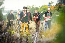 """Skupina Vepřové Komety vydává debutové album """"Funk ční ze mě"""""""