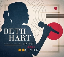 Beth Hart vydává album Front And Center (Live From New York)