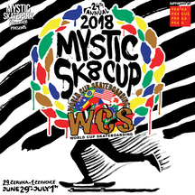 V rámci Mystic Sk8 Cupu 2018 vystoupí Onyx, Stereo MC's a H2O