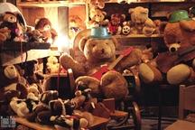 Vánoční dům a největší muzeum medvídků
