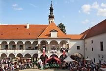 Město Oslavany - Vstupní brána do Českomoravské vrchoviny