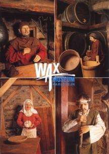 Muzeum voskových figurín na Karlštejně
