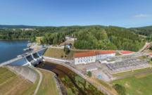 Vodní elektrárny Lipno - Informační centrum