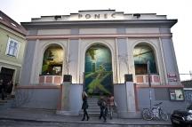 PONEC - divadlo pro tanec