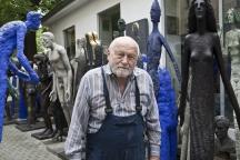 Olbram Zoubek – příběh umění, odvahy a pokory