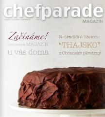Chefparade Magazín – první čistě online gastro měsíčník v České republice