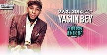 Yasiin Bey aka Mos Def vpražské Lucerně už 27. března!