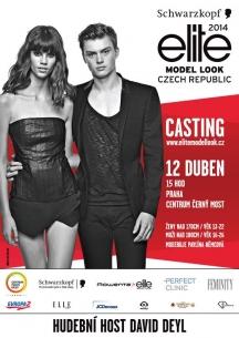 Schwarzkopf Elite Model Look hledá naděje světového modelingu