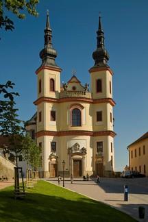Nádech zmaru byl vlastně fascinující, říká architekt Marek Jan Štěpán o kostele Nalezení svatého Kříže