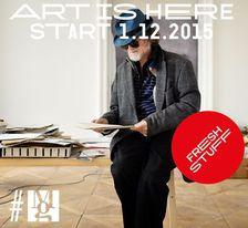 Výstava ART IS HERE v Pražákově paláci