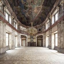 Prohlídková trasa v Colloredo-Mansfeldském paláci - lektorská prohlídka