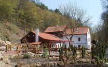 Černodolský mlýn - Opárno
