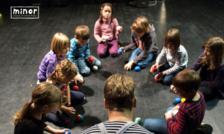 WORKSHOP: Jednou nohou v cirkuse (9 - 90 let) - Divadlo Minor
