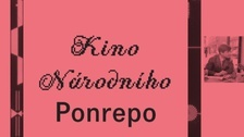 Kino Ponrepo - program na prosinec