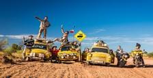 Výstava Trabantem kolem světa