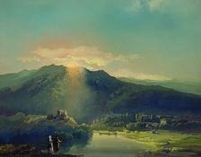 SVĚTLA, ŠERO A TEMNOTY. Umění českého 19. století