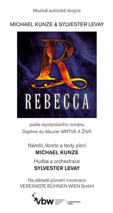 Rebecca - Divadlo Jiřího Myrona