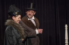 Anna Karenina - Divadlo Kampa