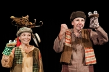 Kvak a Žbluňk - Dva kvamarádi - Divadlo Kampa