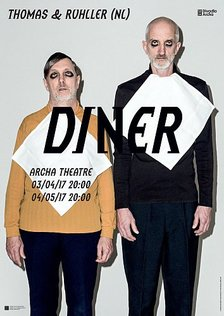 THOMAS & RUHLLER (NL) - Diner - Divadlo Archa