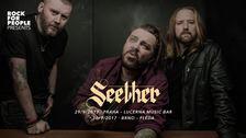 Legenda melodického nu-metalu, jihoafričtí Seether míří s novým albem do Prahy