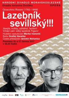 Lazebník sevillský - Divadlo Antonína Dvořáka