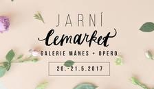 Lemarket v Mánesu & Lemarket Speciál - lokální startupy v OPER