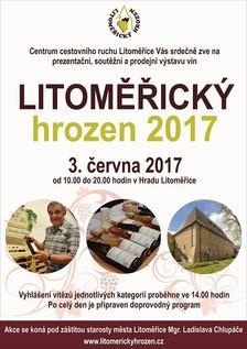 Litoměřický hrozen letos již po šesté