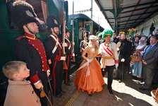 Národní den železnice v Bohumíně nabídne zábavu pro celou rodinu i unikátní světelnou show
