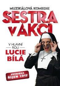 Sestra v akci - Hudební divadlo Karlín