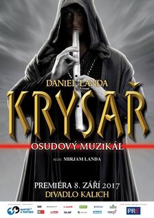 Krysař - osudový muzikál Daniela Landy