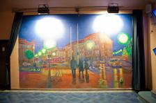 Slavnostní odhalení Výtvarné zdi - Švandovo divadlo
